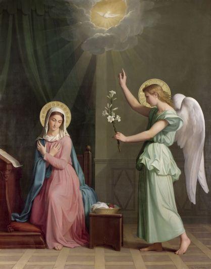 Pichon_Auguste_The_Annunciation